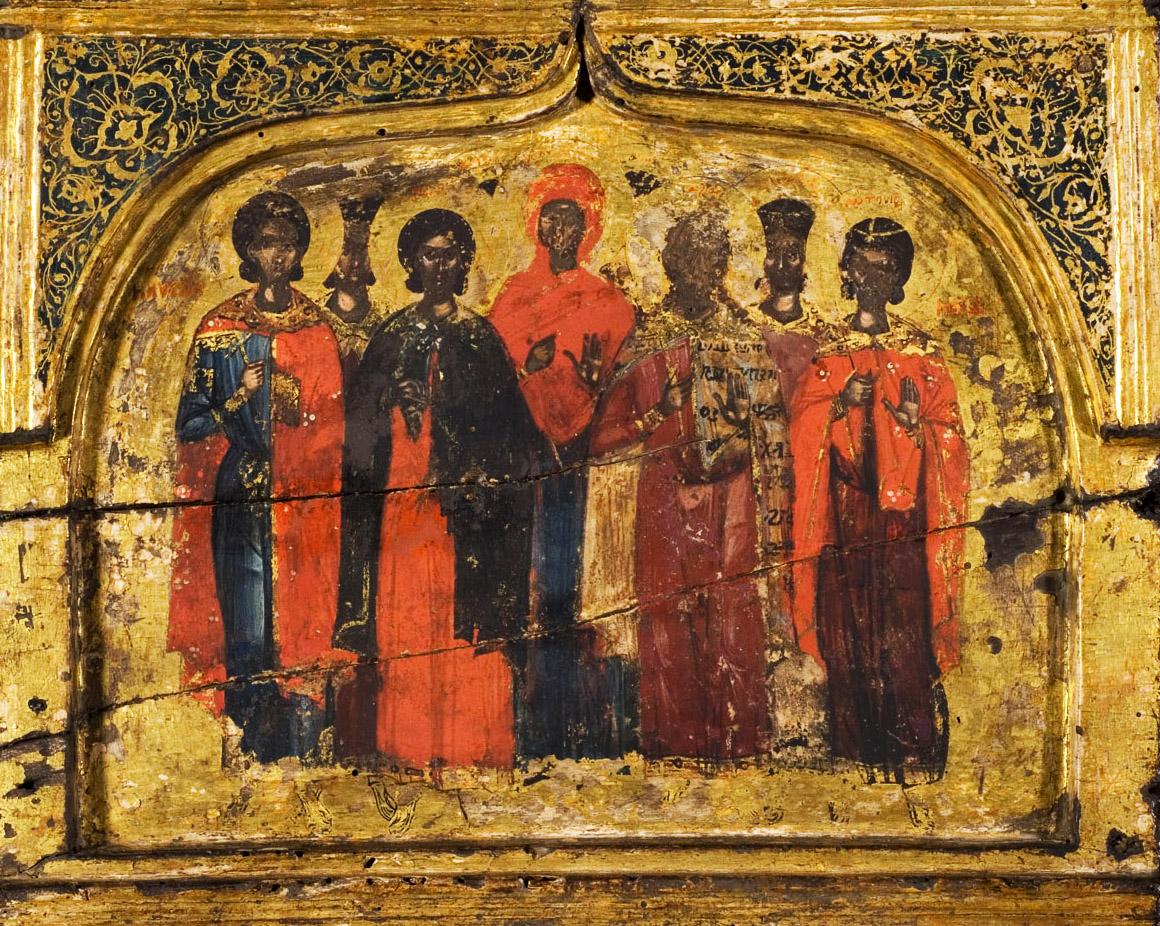 Η Αγία Σολομωνή και οι Μακκαβαίοι
