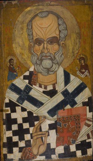Ο Άγιος Νικόλαος