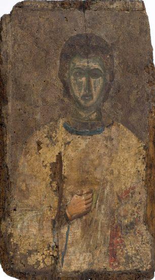 Ο Άγιος Ρωμανός (;)