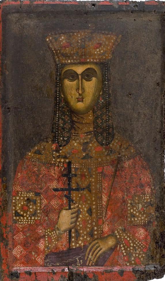 Η Αγία Αικατερίνη (;)